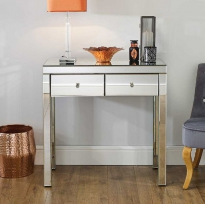 Belfast Mirrored Console Table