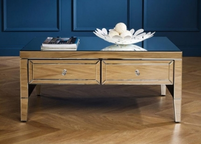 Coventry Mirrored Coffee Table