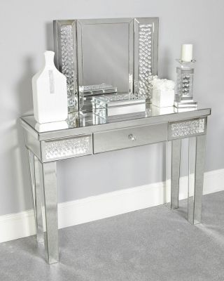 Arielle Mirrored Dressing Table