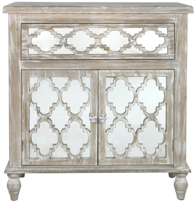 Catalina Beach Mirrored Cabinet