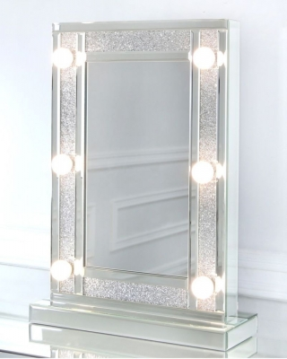Chesapeake Broadway Rectangular Vanity Mirror