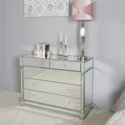 Hamilton Mirrored Chest