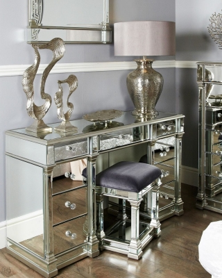 Hamilton Mirrored Dressing Table