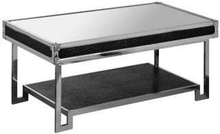 Seattle Mirrored Coffee Table