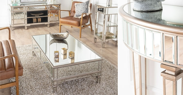 Urban Deco Antoinette Mirrored
