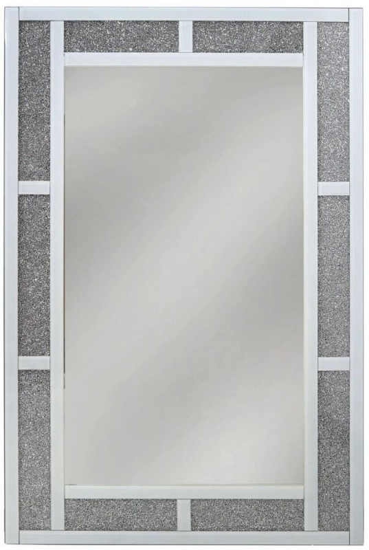 Easton White Wall Mirror