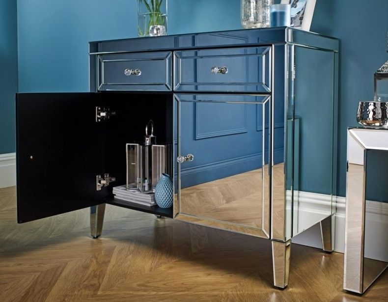 Coventry Mirrored Sideboard