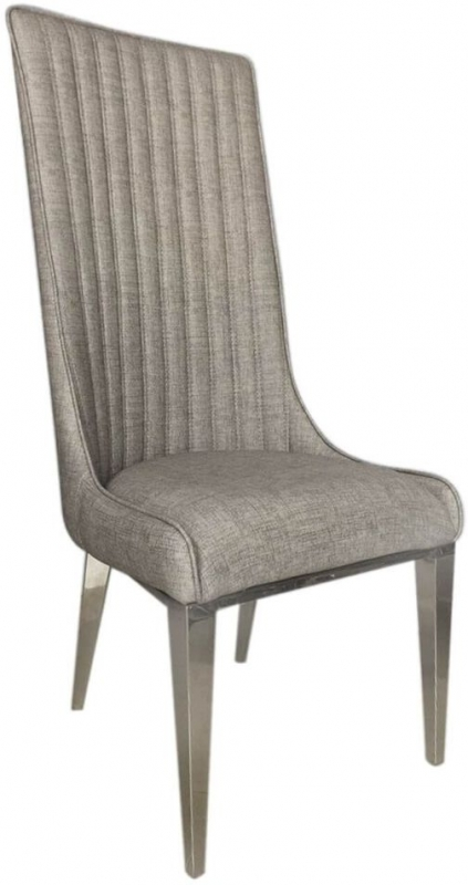 Sandy Taupe Dining Chair (Pair)
