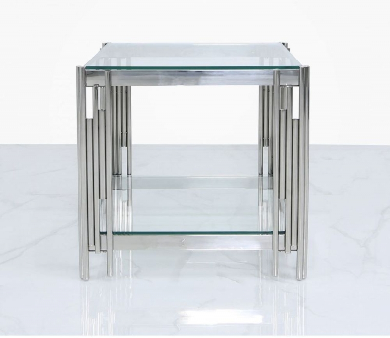 Chrome And Glass Coffee Table Uk 11